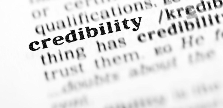 Credibilità e reputazione