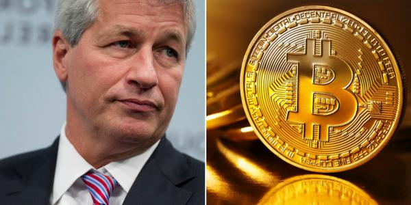 Dimon condanna i Bitcoin