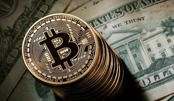 Ascesa del Bitcoin.
